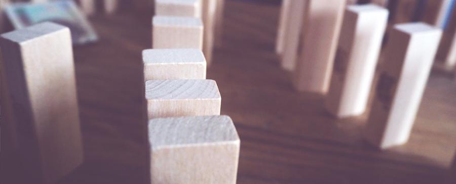 Holzblocks - 9 einzigartige Gästebuch-Ideen für jeden Anlass