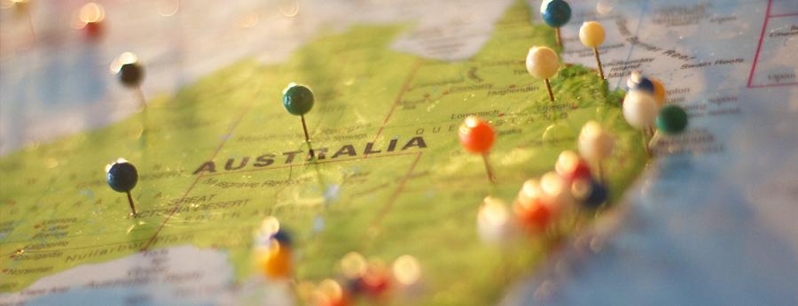 Pin fur Urlaub auf der Karte - 4 Unerwartete Gästebuch-Ideen für jede Veranstaltung in diesem Jahr