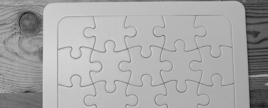 Puzzle - 9 einzigartige Gästebuch-Ideen für jeden Anlass